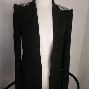 Zara blazer black Small